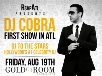 Live Review: DJ Cobra's First Shows in Atlanta at Wild Bills and Gold Room, August 18 and 19