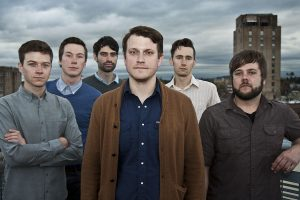 Interview with Matt Bishop of Hey Marseilles playing Vinyl on Friday, March 22