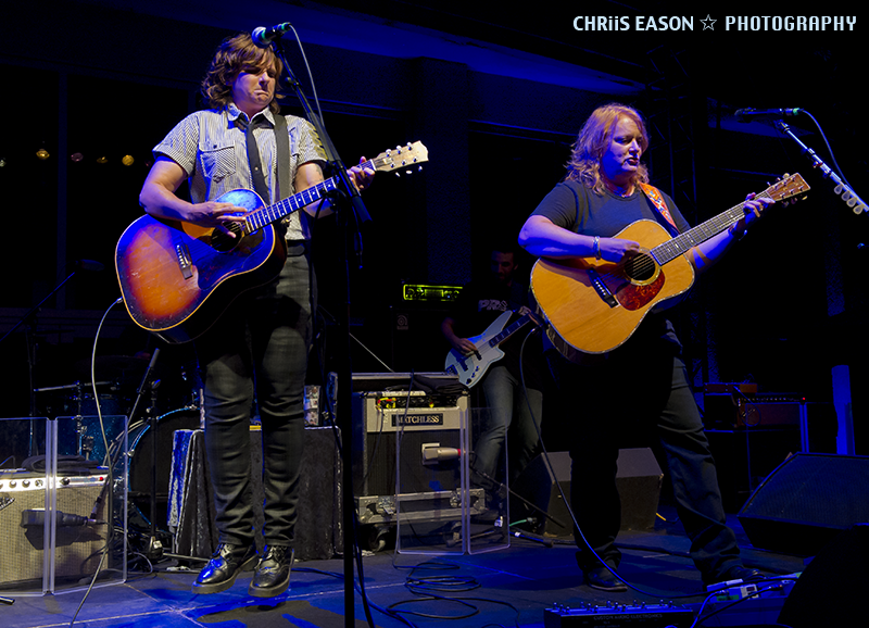 Picturebook: The Indigo Girls featuring the Shadowboxers and Larkin Poe Live at Atlanta Botanical Garden, Sept 14th