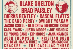 Shaky Boots Festival 2015 Lineup Announced