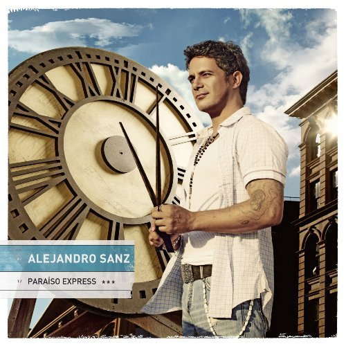 CD Review: Alejandro Sanz — Parasio Express
