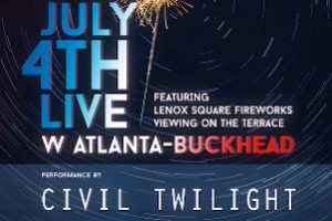 July 4th LIVE @ W Atlanta – Buckhead