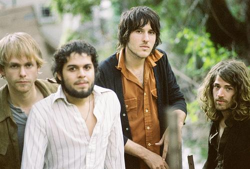 Ticket Giveaway! Voxhaul Broadcast W/ Ocean Grove & Robert Schwartzman at Vinyl, Nov. 1